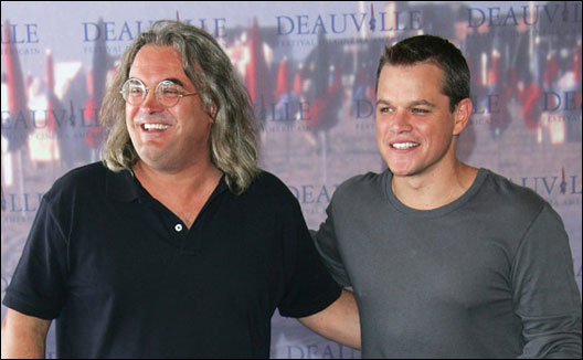 Matt Damon y Paul Greengrass regresan a la saga de Jason Bourne