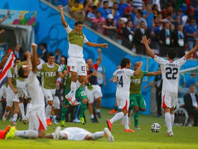 Prensa costarricense celebra título en Copa Centroamericana