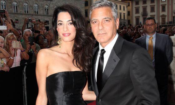 """George  Clooney: """"Me caso en Italia, en un par de semanas"""""""