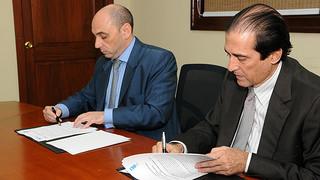 Gobierno y PNUD firman acuerdo para reducir riesgo naturales