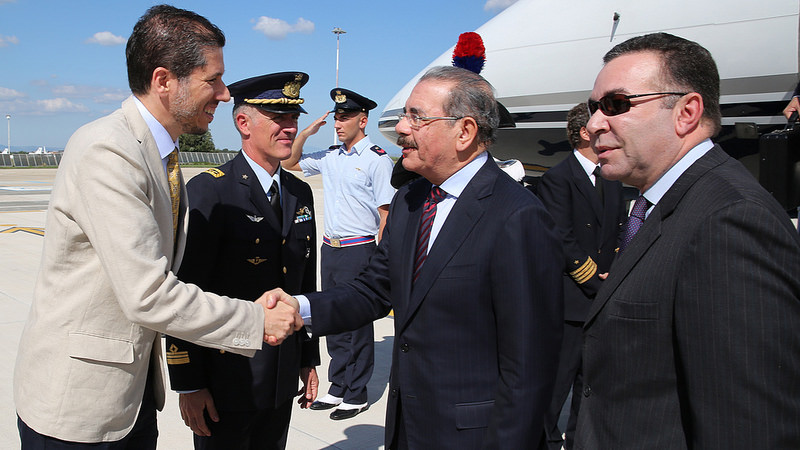 Presidente Medina llega a Roma; hablará sobre visitas sorpresa ante la FAO