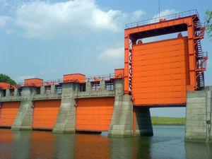 Tercer juego de compuertas y ampliación del Canal de Panamá llega a 79%