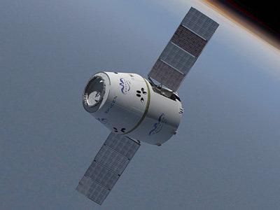 Cápsula Dragon de SpaceX despega con carga para la Estación Espacial