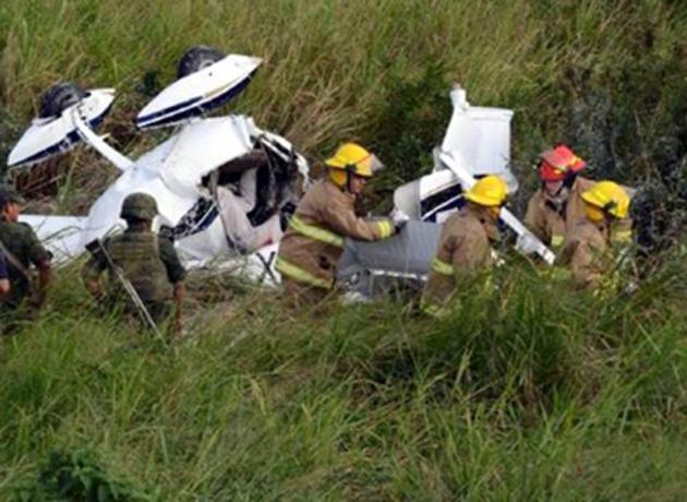 Guardia Costera de EE.UU. suspende búsqueda de avioneta estrellada en Jamaica