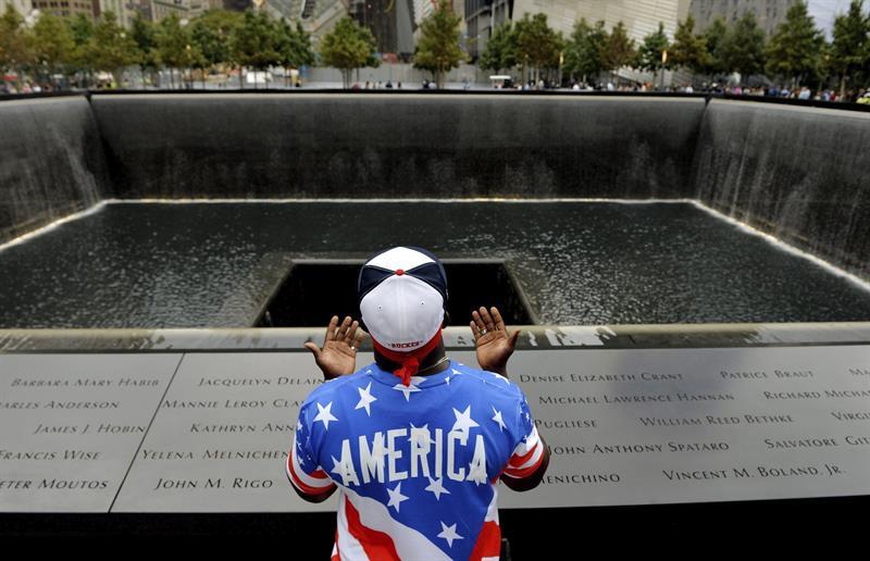 Nueva York recuerda a las víctimas en aniversario número 13 del 11S