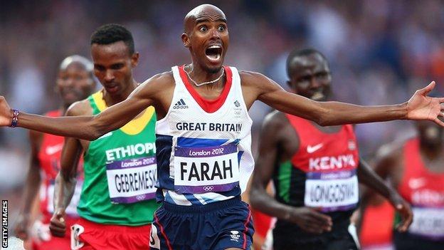 Mo Farah acaba con la maldición británica en Newcastle