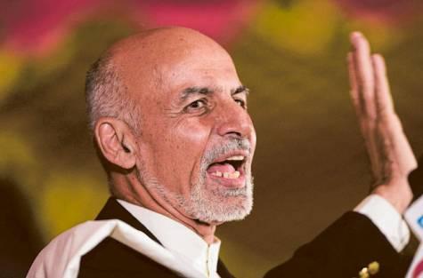 Ashraf Gani es el nuevo presidente de Afganistán