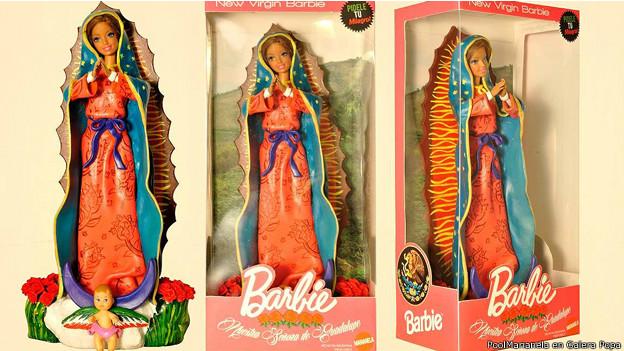Creación Barbie y Ken religiosos causan polémicas en Argentina