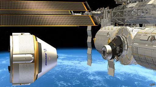 Boeing y SpaceX transportarán astronautas de NASA para no depender de rusos