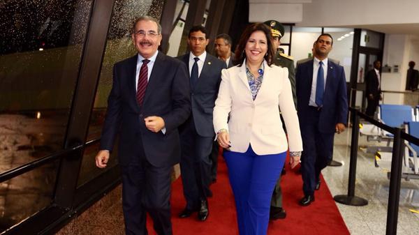 Danilo Medina viaja a Roma; expondrá ante la FAO sobre visitas sorpresas