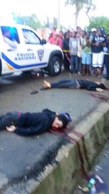 Matan a dos jóvenes en Licey Santiago