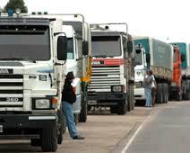FENATRADO celebra día del camionero paralizando el 50% de sus unidades