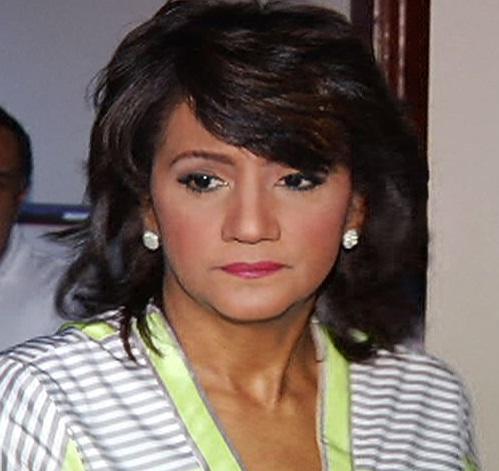 Candy Montilla de Medina lamenta deceso de exprimera dama Renée Klang