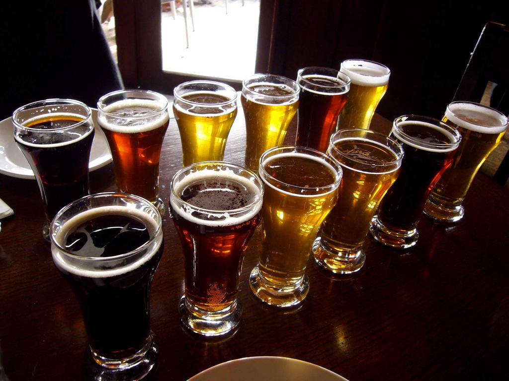 Las cervezas artesanales confían dar el salto a la fama en la feria Mistura