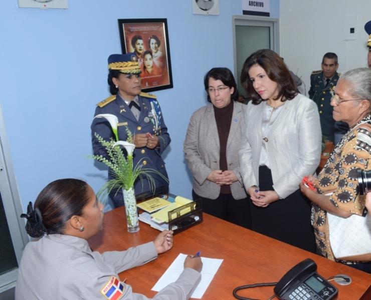 Inauguran Dirección Especializada de Atención a la Mujer