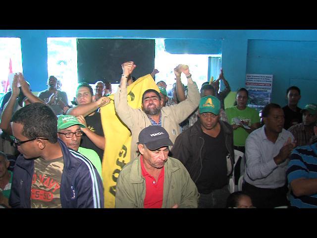 FALPO llama a ocupar las calles este lunes en defensa de Loma Miranda