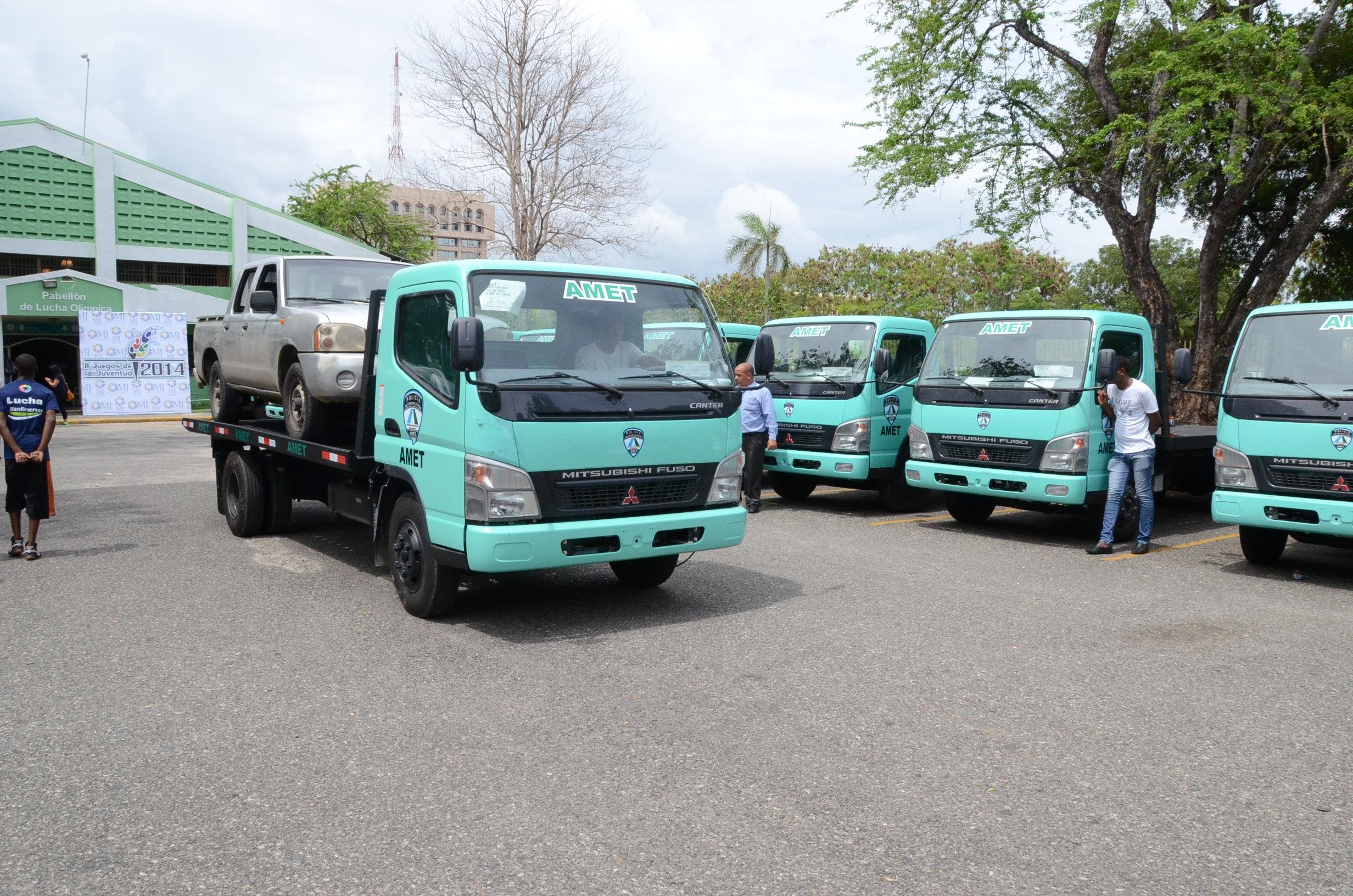 AMET brindó asistencia gratis de grúas a 98 conductores