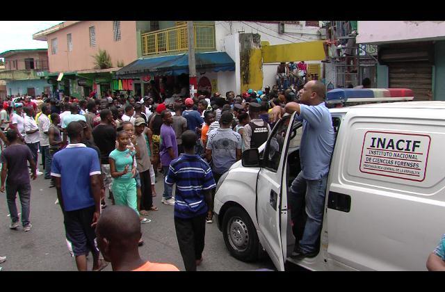 Descartan disparo accidental causara muerte de haitiano