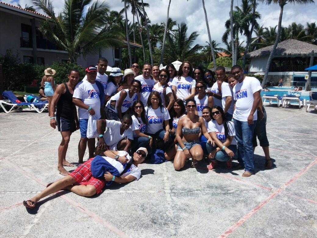 Fotos: Grupo SIN realiza divertido encuentro en la zona Este del país
