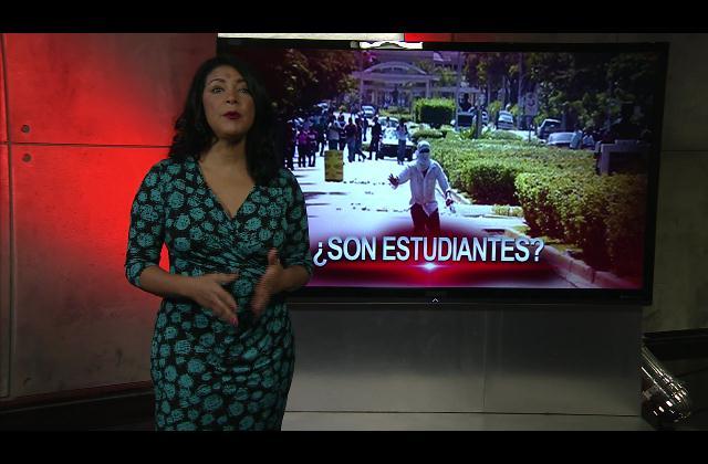 Patricia Solano: Manifestaciones en UASD por Loma Miranda