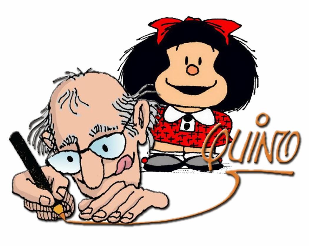 Mafalda cumple 50 años arropada por sus amigos en su barrio de San Telmo