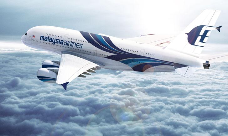 Un avión de Malaysia Airlines aterriza por problemas técnicos