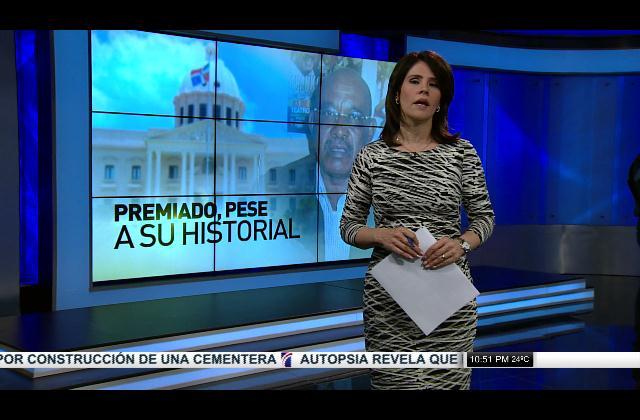 Andrés Boció: Premiado, pese a su historial