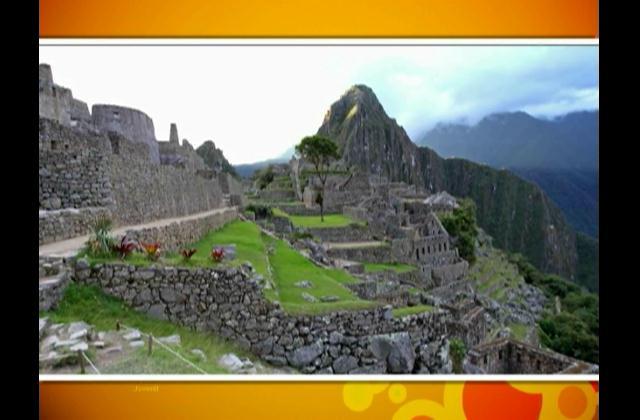 Machu Picchu: antiguo poblado andino conocido por sus paisajes