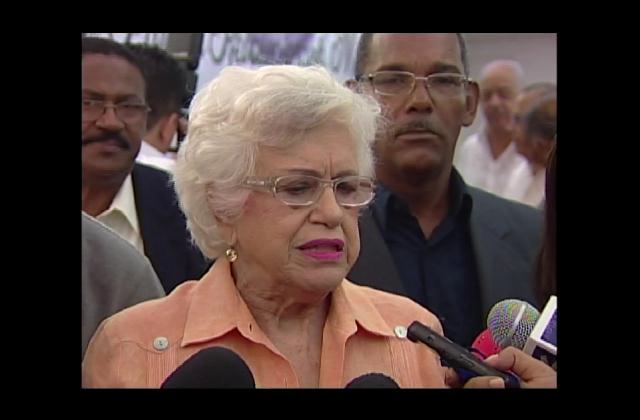 """Responden a declaraciones de Leonel de que la oposición es """"el caos y el desorden"""""""