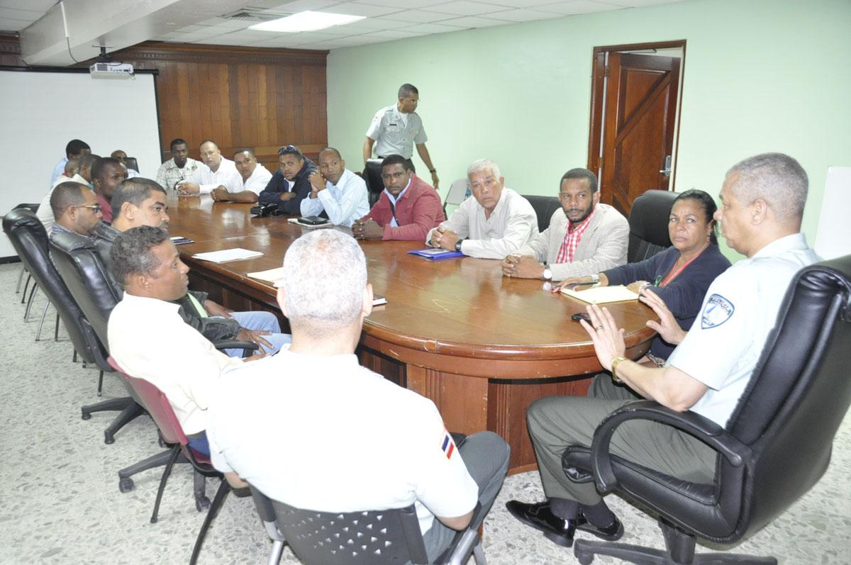 Director de AMET y Representante de FENAMOTO buscan posibles soluciones