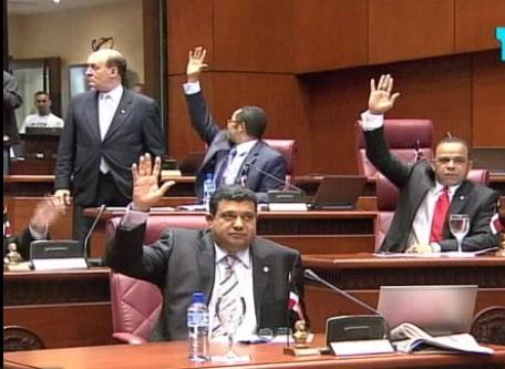ASIEX felicita al Senado por la anulación de Ley Loma Miranda