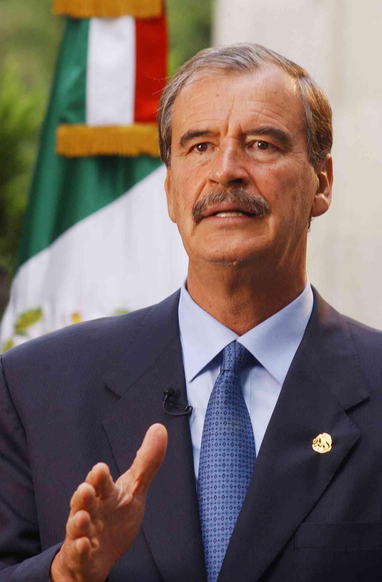 Vicente Fox: La legalización mundial de la marihuana es irreversible