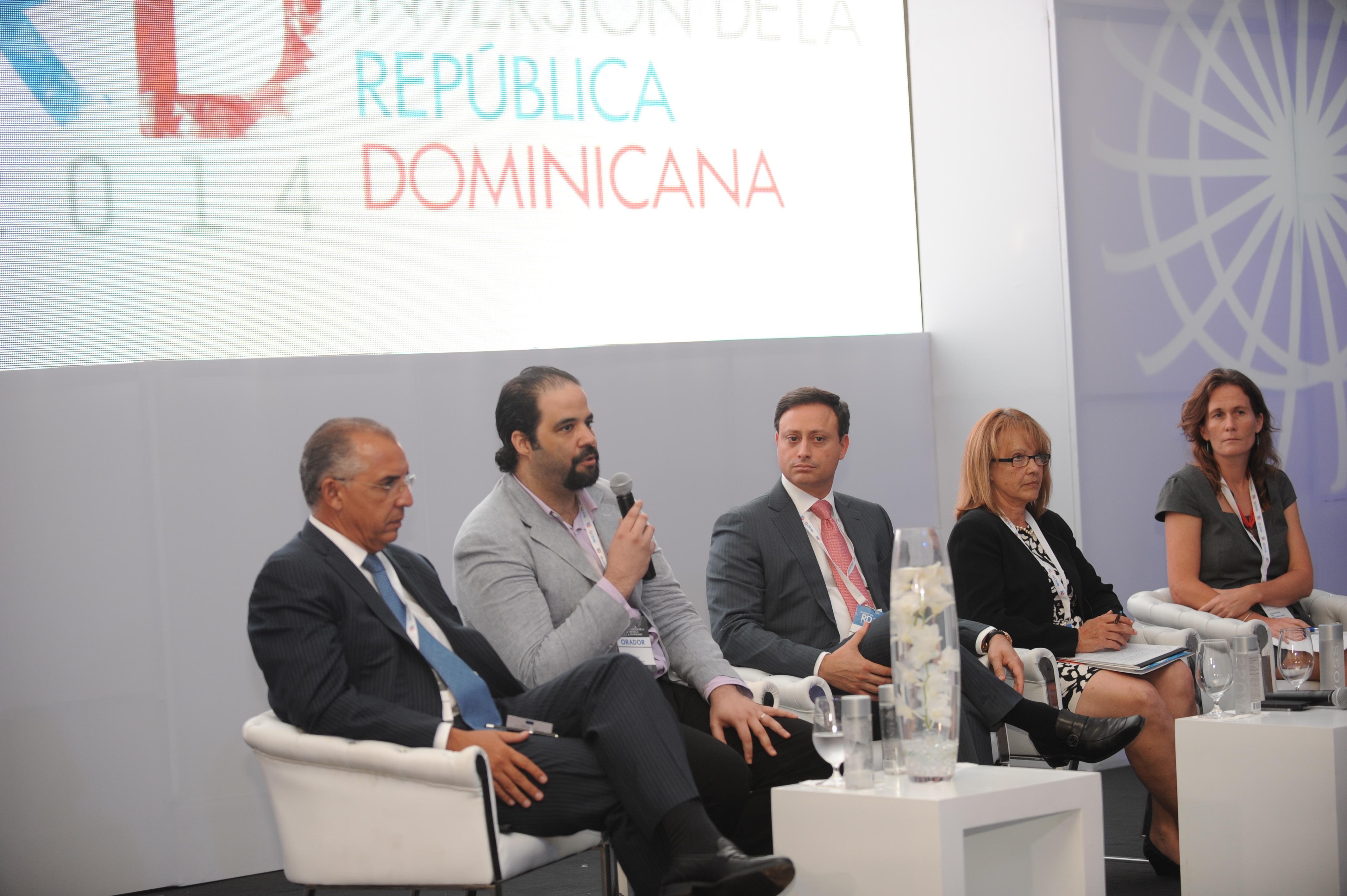 Juan Vicini aboga por el desarrollo fronterizo