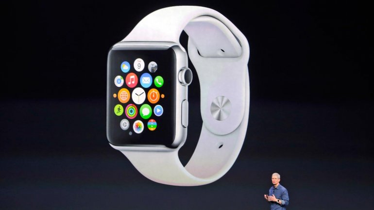 Apple presenta su primer reloj inteligente, el Apple Watch