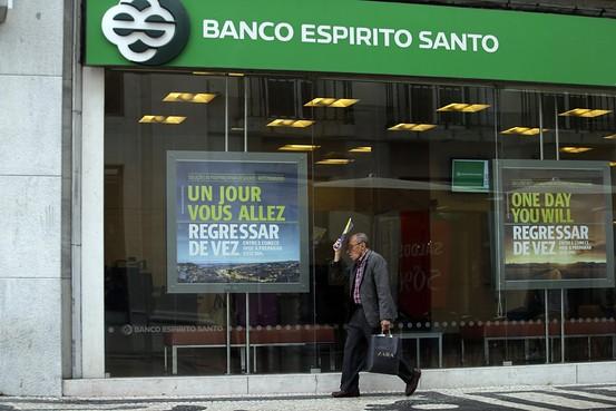 Autoridades de Estados Unidos investigan al banco portugués Espíritu Santo
