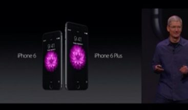 Apple presenta el iPhone 6 y el iPhone 6 plus