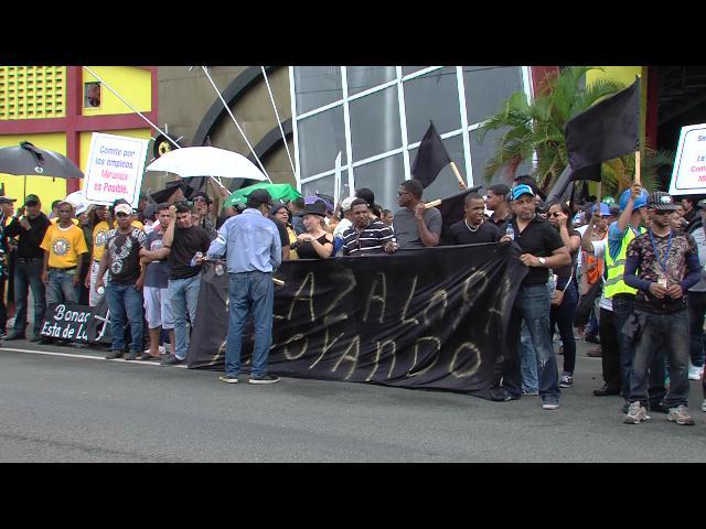 Comerciantes de Bonao piden a Medina no promulgar Ley sobre Loma Miranda