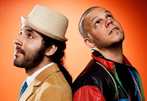 Calle 13 presenta un corto de animación como video de su nuevo tema