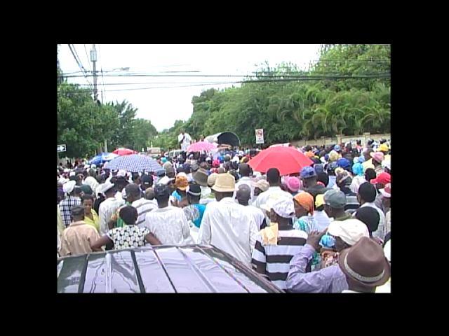 Cañeros montarán vigilia por cinco días frente a embajada haitiana