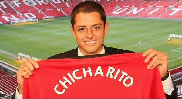 Chicharito ya prepara la 'Champions' tras un debut gris
