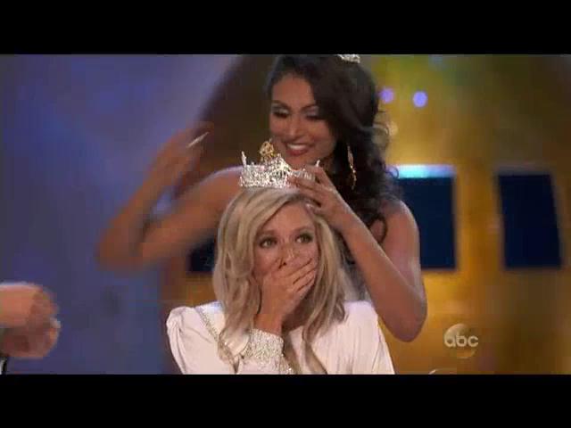 Señorita Nueva York, Kira Kazantsev, fue nombrada como la nueva Miss América