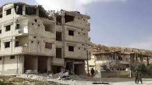 Al menos 36 muertos en combates y bombardeos en las afueras de Damasco