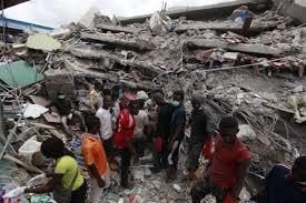 Al menos 39 muertos en el derrumbe de un edificio en Nigeria