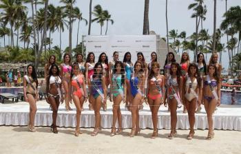 Concurso Miss América Latina del Mundo ¿Cuál es tu favorita?