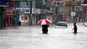 Lluvias dejan tres muertos y cuatro desaparecidos en Guatemala