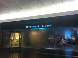 Museo del 11S recibe a su primer millón de visitantes en cuatro meses