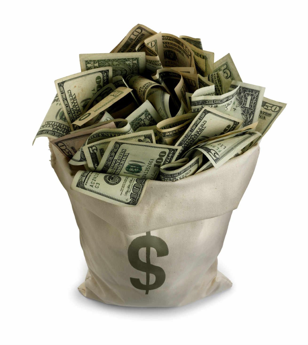 ¿Dónde estará? Una bolsa con 668,000 dólares se pierde en aeropuerto