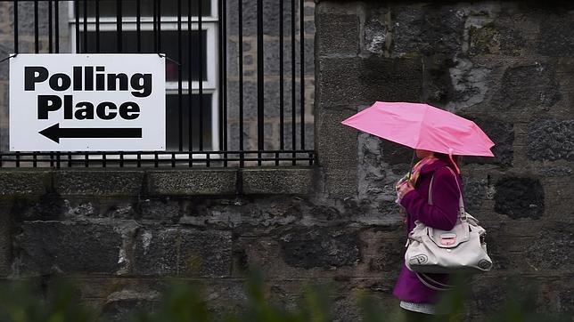Así ha votado Escocia, región por región
