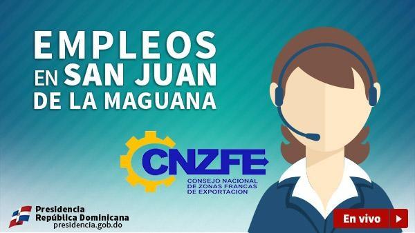 Ofrecerán más de tres mil vacantes en feria de empleo en San Juan