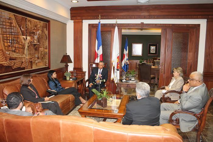 Ayuntamiento y Fiscalía DN pondrán a funcionar la Casa de la Justicia para delitos menores